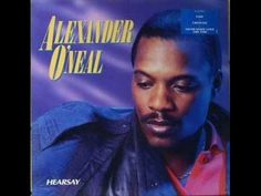 ▶ Hearsay - Alexander O'Neal - YouTube