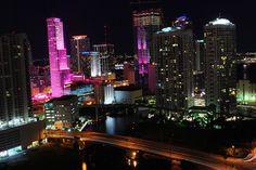 Pink Miami  by dan.montesi, via Flickr