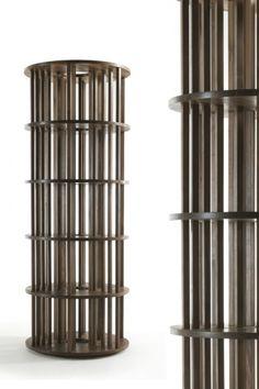 Стеллаж-колонна Pillar от CRS Riva 1920