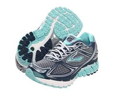 Brooks Running Shoes - Ghost  Just received these from Zappo's- I feel like I am walking on a cloud....