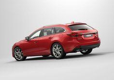 Der neue Mazda6 - Autohaus Prange