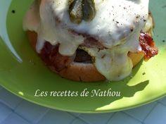Hamburger raclette
