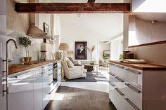 Lovely Deco: Un joli studio sous les toits