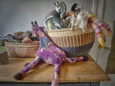 The Bolga Basket...Toy Storage Solutions...