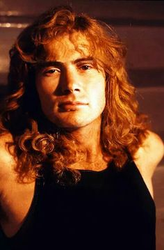 Find images and videos about dave mustaine on We Heart It - the app to get lost in what you love. Dave Mustaine Young, Nick Menza, David Ellefson, Joan Jett, Heavy Metal Bands, Band Photos, Thrash Metal, Van Halen, Metalhead