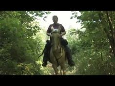 When starting out riding on the trail, it is important to train the horse on smoother trails before attempting more difficult terrain. Learn the important dos and don'ts of riding with helpful advice from an experienced trail boss in this video on horseback riding.