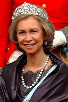 Royal Family of Spain jewels