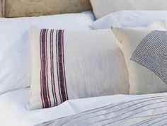 Organic linens. New to me source. So pretty. http://blogs.babble.com/family-style/2011/09/22/beautiful-organic-linens-bedding/ http://www.coyuchi.com/