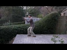 Wu Style Tai Chi Short Form by Paul Cavel of Islington, London - YouTube