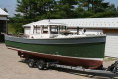 1953 34' Penbo Trawler