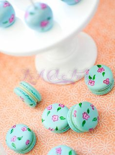 Macarons are a type of cookie that can easily be described as petite and beautiful. They're simple in design, yet their delicate appearance makes them ever so memorable in the world of baking. Thes...