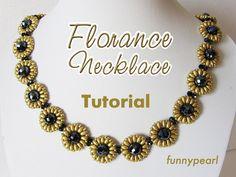 Necklace Florance. Tutorial PDF