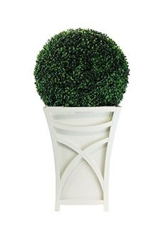 18' Artificial Boxwood Ball -- Check out the image by visiting the link.