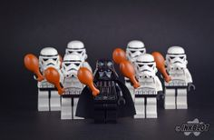 Happy Thanksgiving #LEGO #StarWars #Thanksgiving
