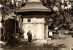Emirgan Çeşmesi, 1960