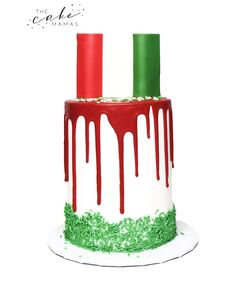 Call or email to order your customized drip cake today. Call or email to order your customized drip cake today. Italian Desserts, Italian Recipes, Creative Cakes, Unique Cakes, Italian Party, Cakes Today, Themed Birthday Cakes, Drip Cakes, Baked Goods