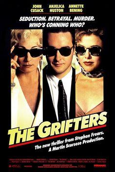 Los timadores - The Grifters (1990) | Amor y dinero...
