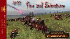 Chaos vs Dwarfs - Total War: Warhammer Online Battle #55