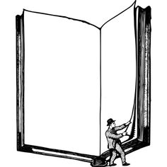 Man and Book Frame ❤ liked on Polyvore featuring borders and picture frame