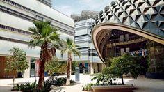 Masdar City: La ciudad del futuro, una ciudad totalmente ecologica