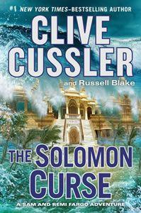 The Solomon Curse, by Clive Cussler