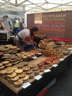 Portobello food markets