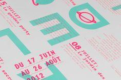 Club Gazon - SUPERSUPER. - Design graphique, Grenoble, France