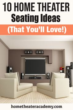 While seating is incredibly important for your home cinema, it's not necessary to break the bank over your seating arrangements. It should work in your home theater environment, and be comfy enough for long movie marathons. I have compiled a list of Best Home Theater, At Home Movie Theater, Home Theater Rooms, Home Theater Design, Home Cinema Seating, Bonus Room Design, Theater Recliners, Home Technology, Digital Technology