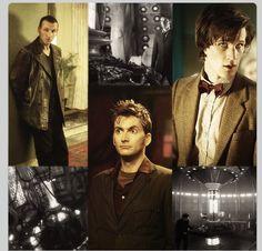 Doctor an his TARDIS
