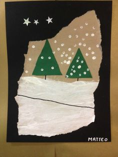 Sapins de Noël - Flo à la maternelle - - поделки - Frozen Christmas, Christmas Makes, Diy Christmas Tree, Christmas Crafts For Kids, Christmas Deco, Xmas Crafts, Christmas Time, Winter Art Projects, Theme Noel