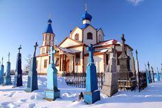 Orthodox Church - Cerkiew in Łosinka - Poland