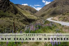Travel Style : New Zealand in the Spring - Land Of Marvels