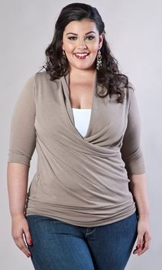 PLUS SIZE FASHION -  Big beautiful curvy, curves, accept your body sizes, love yourself no guilt, plus size, BBW. Description from pinterest.com. I searched for this on bing.com/images