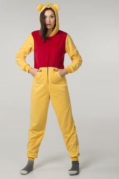 Winnie the Pooh onesie - Halloween Shop