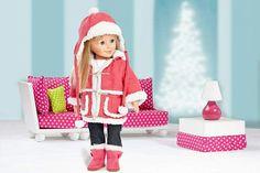 Czy Święty Mikołaj ma już pomysł na prezent? Podpowiadamy Mebelki dla lalek 20% taniej! Sprawdź na wegirls.com