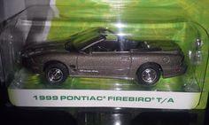 GREENLIGHT MOTOR WORLD AMERICAN EDITION  1999 PONTIAC FIREBIRD T/A #Greenlight #Pontiac