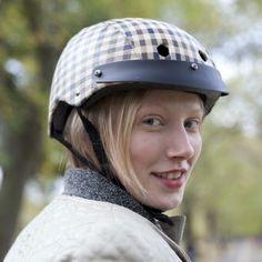 For when I go solving crimes on my bike.  Sawako Furuno Sherlock