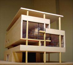 Villa Baizeau Corbusier