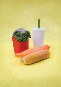 Light Fast Food