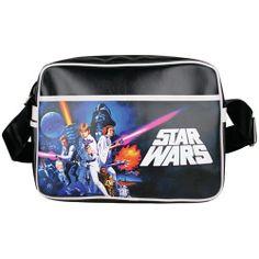 Messenger Bag: Star Wars. £29.99