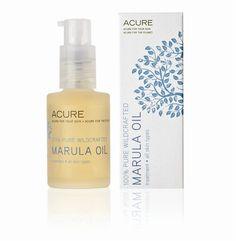 Acure Organics Facial Marula Oil Wildcrafted