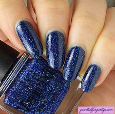 Painted Fingertips | Swatch - Vapid Bruised