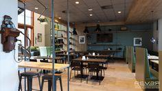 ABN AMRO restaurant - Rever Interieurprojecten