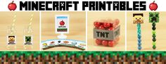 Minecraft Party Ideas Planning Idea Supplies Decorations Gaming
