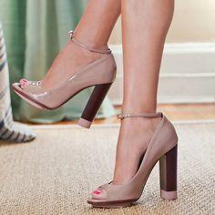 Classy heels....