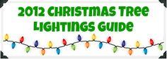 2012 Atlanta Christmas Tree Lighting Events.