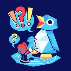 Penguin Panic - NeatoShop