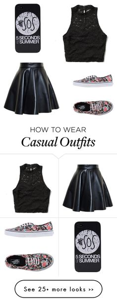 """Cute casual"" by hadlilords on Polyvore"