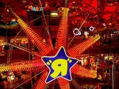 toys r us 42nd street | NY- Times Square-Toys R Us- Christmas Shopping | I Photo New York ...