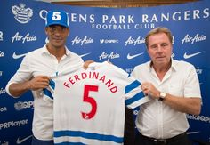 Ferdinand could be another Platini,says QPR boss Harry Redknapp